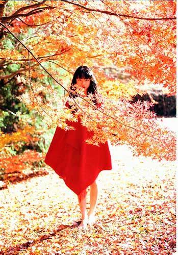 图片欣赏-日本美女·秋色——贯通日本文化频道