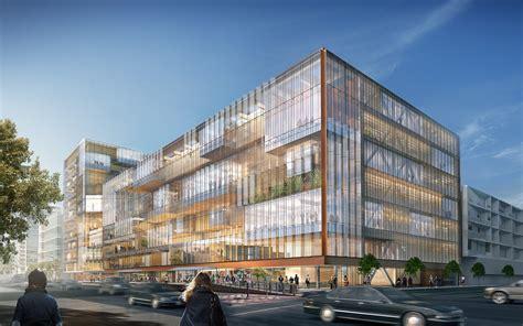 shop unveils plans   uber headquarters  san