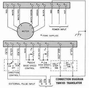 slo syn stepper motor wiring diagram somurichcom With stepper motor winding and wiring diagram