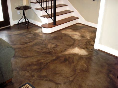 Acid Stained Concrete Gallery   Master Concrete