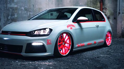golf 7 tuning volkswagen golf tuning wallpaper 1920x1080 18049