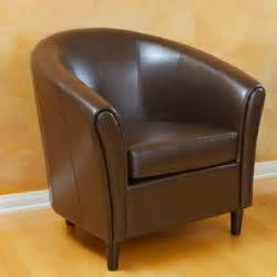 christopher home gabriel tufted leather club chair