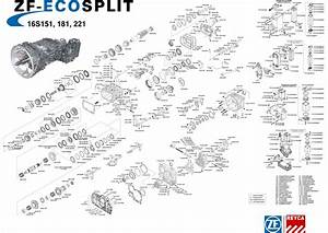 Zf Spare Parts For Trucks And Buses  U2013 Transmission