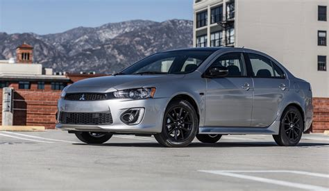 2017 Mitsubishi Lancer Limited Edition Priced At ,795