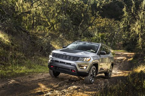 2017 jeep compass reviews and rating motor trend canada
