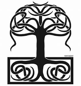 166 best Yggdrasil, the World Tree images on Pinterest ...