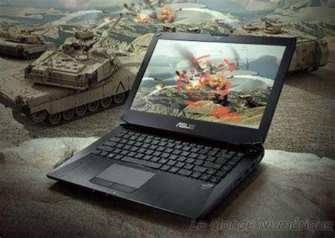 asus d 233 voile premier ordinateur portable pour gamer de 14 pouces le g46vw le monde numerique