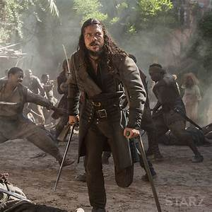 "'Black Sails' star Luke Arnold: ""It's really, really tough ..."