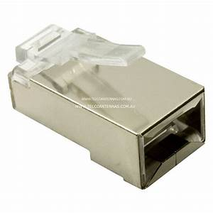 Rj45 Ethernet Crimp Connectors