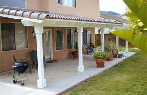 Natural, Wooden, Patio, Covers, U2013, Homesfeed