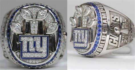 new york giants bowl xlvi ring a design for all