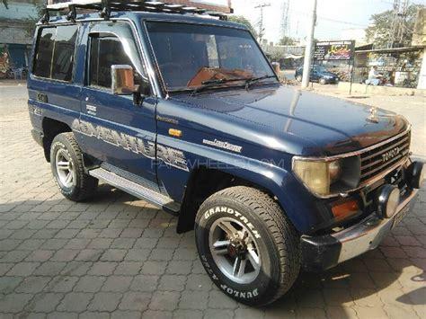 toyota land cruiser 1992 for sale in rawalpindi pakwheels