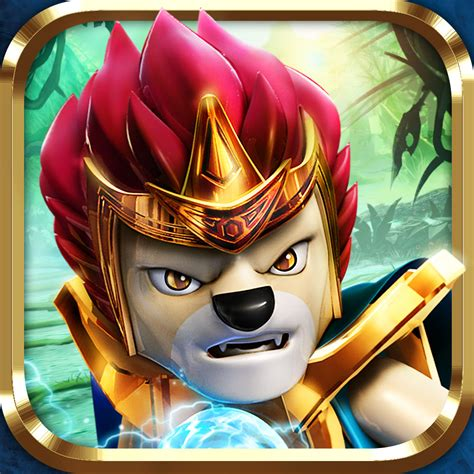 Lego Legends Of Chima Online By Warner Bros Entertainment
