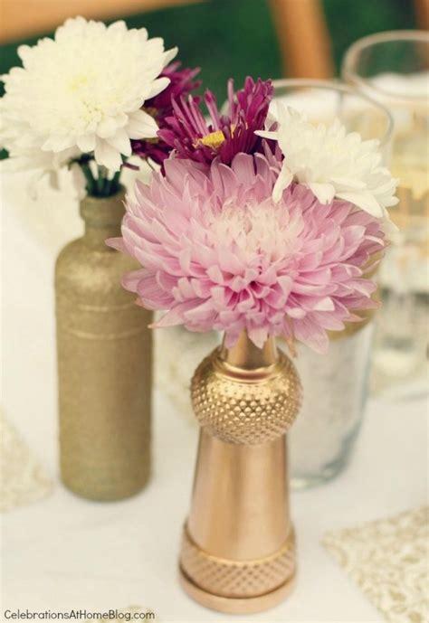 gold party decor ideas  milestone celebrations