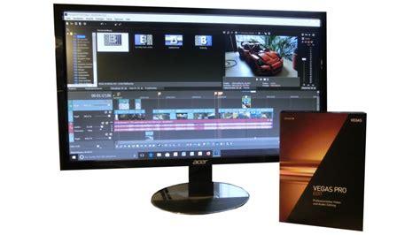 vegas pro produktfoto videobearbeitungsprogramme test vergleich