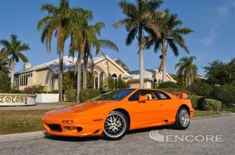 Find Used 2003 Lotus Esprit Coupe**glass Roof**prem Sound