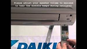 Daikin Inverter Air Conditioner Manual Ftxs25lvma