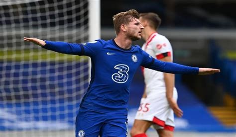 Timo Werner likened to Thierry Henry – THE REAL CHELSEA FANS