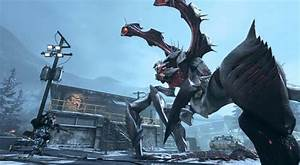 Call of Duty: Ghosts Extinction Adds New Spider Enemies ...