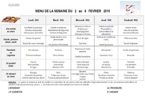 cuisinez az menu semaine cuisine az 28 images 2 4 aper 231 u des