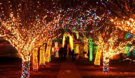 17 best christmas light displays in oklahoma 2016