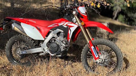 2019 Honda 450l by 2019 Honda 450l Dirt Bike Magazine