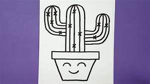 Einfache Bilder Malen : kawaii kaktus malen kawaii bilder youtube ~ Eleganceandgraceweddings.com Haus und Dekorationen