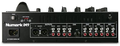 Discontinued Numark Im9 Dj Mixer With Ipod Dock At