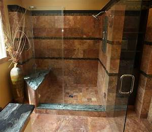 Exotic Shower - Traditional - Bathroom - cleveland - by