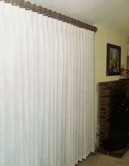 Hanging Pinch Pleat Drapes - canton and pinch pleat drapes canton ivory lined