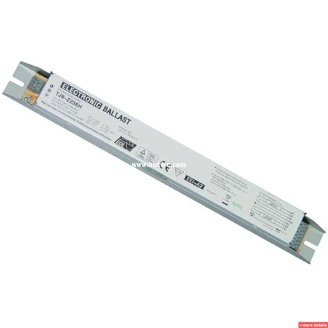 fluorescent ballast replacement t8
