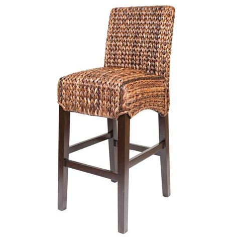 1000 ideas about seagrass bar stools on