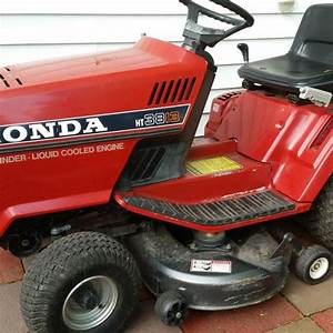 Honda Riding Lawn Mower Ht3813 Parts