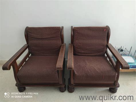 A sofa bed is one such furniture item, which is ideal for a small home. Teakwood Sofa 3+1+1 :|: Sofa Sets,Solid Wood (Teak),Custom ...