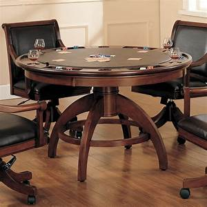 Hillsdale, Furniture, Palm, Springs, Freestanding, Wood, Game, Table, At, Lowes, Com