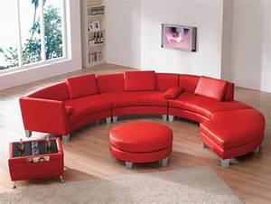 Sofa Runde Form : sofa runde entwerfen einige ideen trend ~ Lateststills.com Haus und Dekorationen
