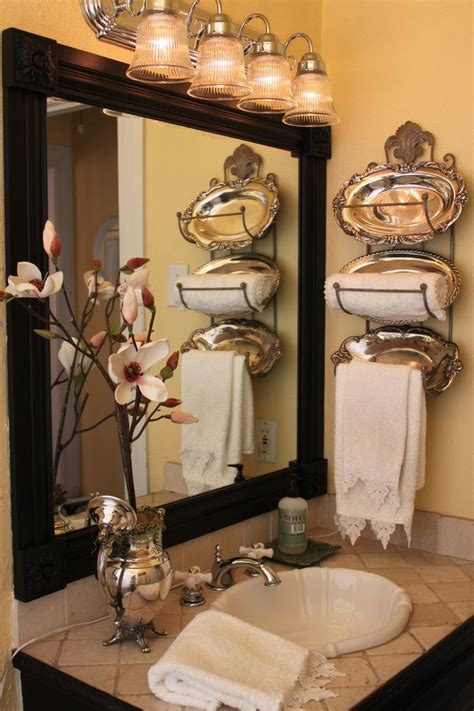 If you desire to change your bathroom decoration or to install another one new, do not worry, we mention some significant small bathroom. Top 10 DIY Ideas for Bathroom Decoration