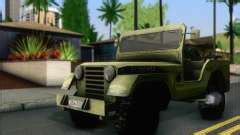 missile launcher truck  gta san andreas