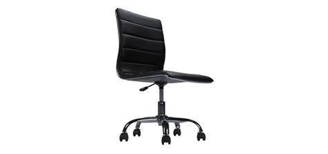 fauteuil de bureau sans accoudoir chaise de bureau sans accoudoir 28 images fauteuil