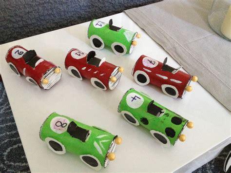 voitures papier toilette bricolage enfant bricolage by cars and bricolage