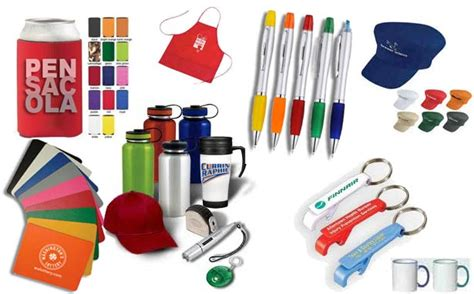 promotional items custom graphic design pensacola gulf coast
