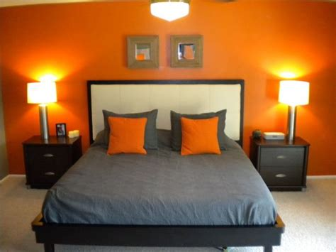 orange color bedroom 373 best decorating with gray images on home 12745