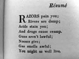 dorothy poem resume national poetry month resume trnwired