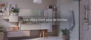 meuble salle de bains idees solutions et produits au With meuble salle de bain modulable