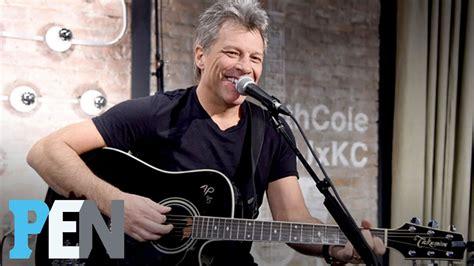 Jon Bon Jovi Dishes Returning Singing His