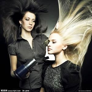 美发师和美发美女摄影图__女性女人_人物图库_摄影图库_昵图网nipic.com