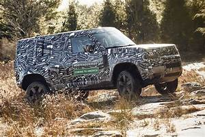 All-New Land Rover Defender Debuts This September, Goes On