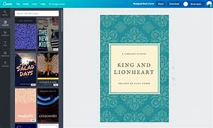Free Online Wattpad Cover Maker: Design Wattpad Covers on Canva