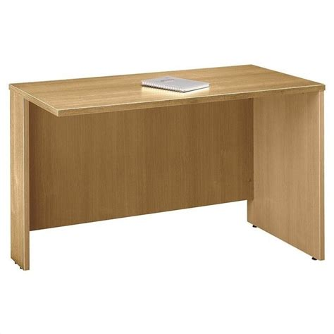 light wood office desk the series c also features two finish options that match