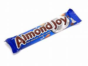 Almond Joy 1.61 oz Candy Bar - OldTimeCandy.com